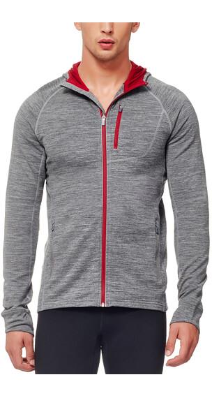 Icebreaker Quantum - Sweat-shirt Homme - gris